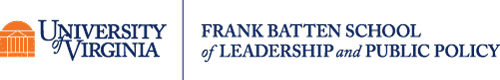 University of Virginia Frank Batten School of Leadership and Public Policy logo