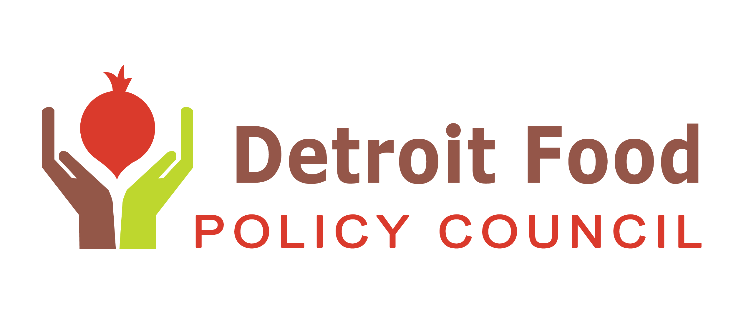 Detroit Food Policy Council logo