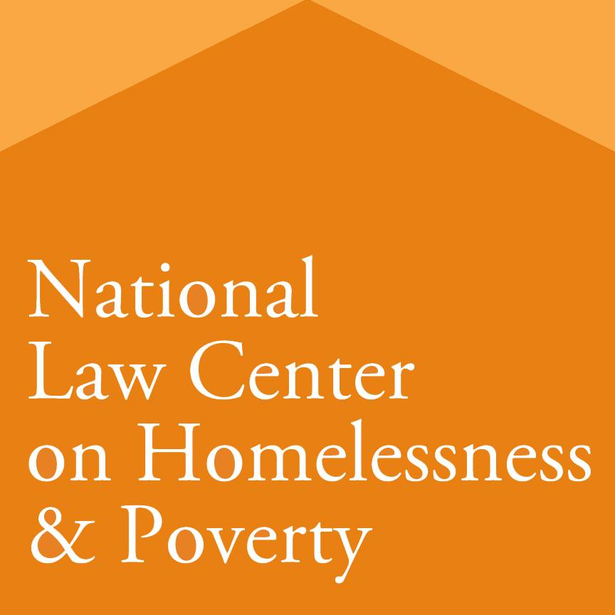 National Law Center on Homelessness & Poverty logo