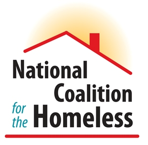 National Coalition for the Homeless logo
