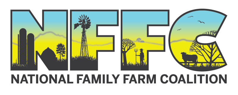 National Family Farm Coalition logo