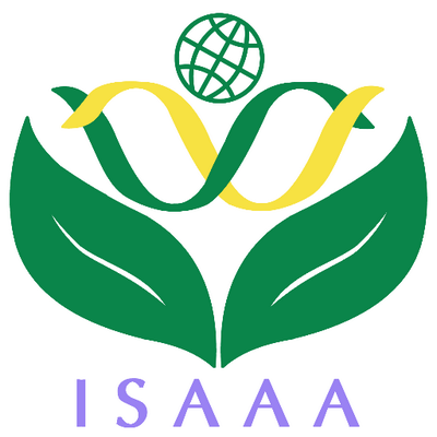 International Service for the Acquisition of Agri-biotech Applications logo