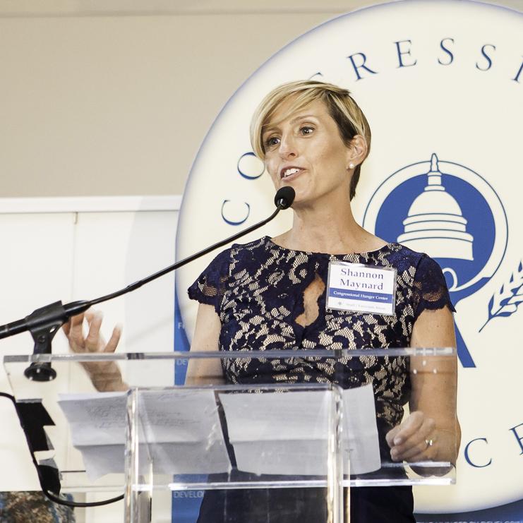 CHC Executive Director Shannon Maynard