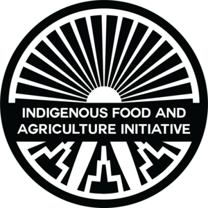 Indigenous Food & Agriculture Initiative logo