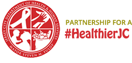 Jersey City Department of Health & Human Services logo