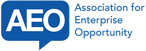 Association for Enterprise Opportunity logo