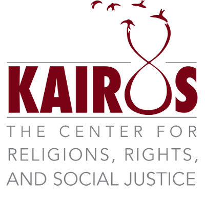 Kairos Center for Religions, Rights, and Social Justice logo
