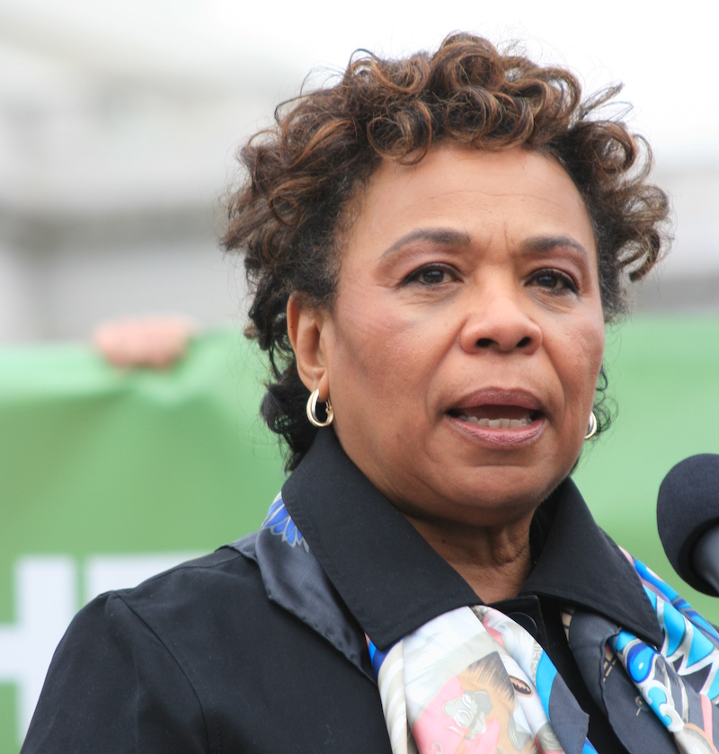 Rep. Barbara Lee headshot