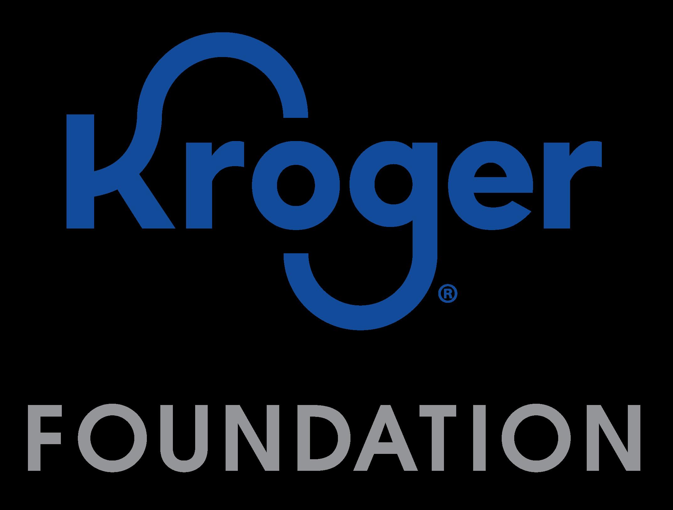 Kroger Foundation logo