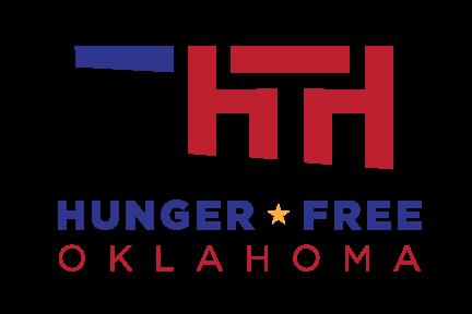 Hunger Free Oklahoma logo